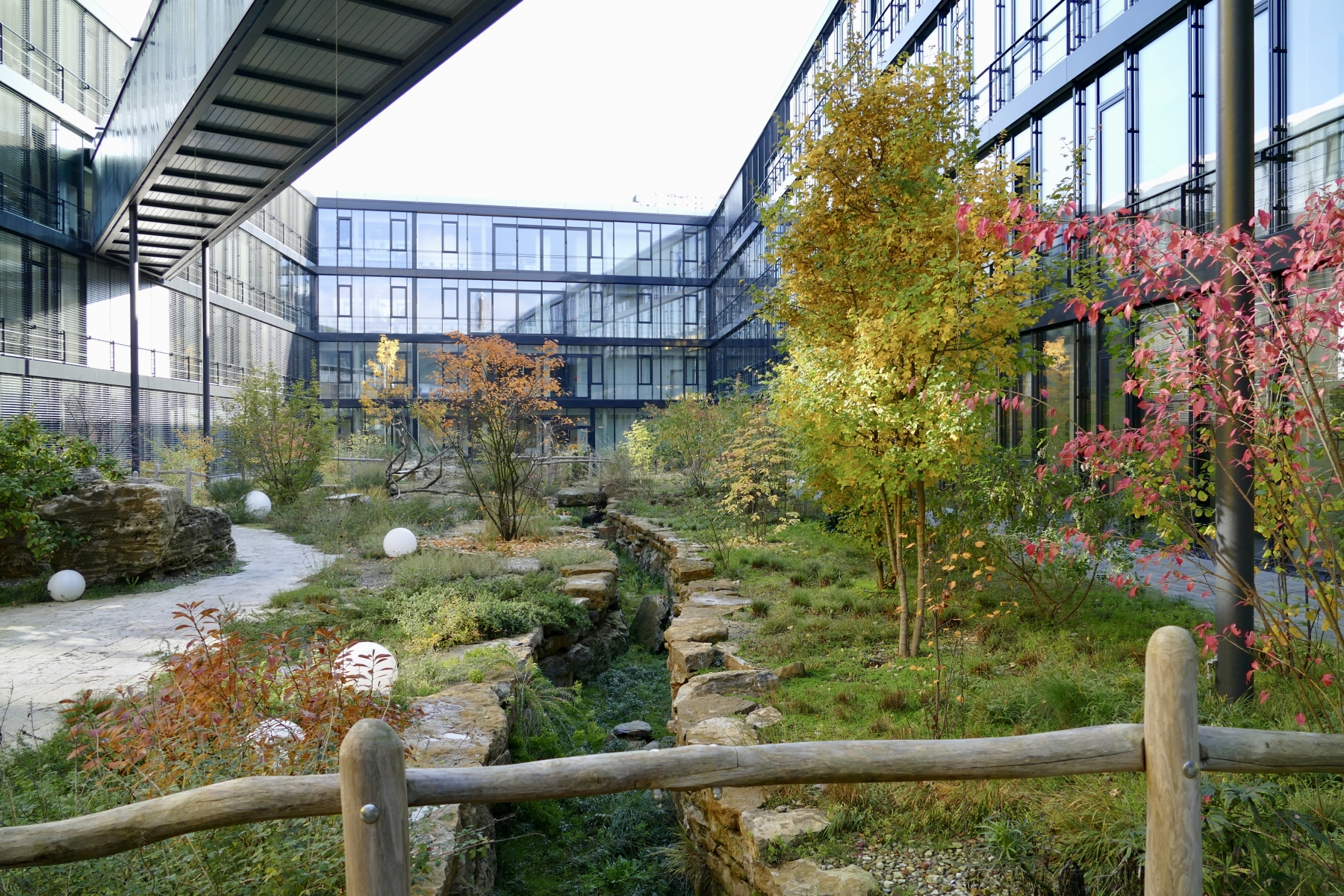 FG Projekt Kärcher Herbststimmung 2016